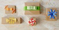 pudełka na prezenty